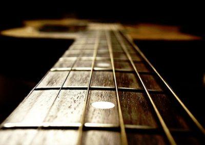 Bangó Endre gitár estje a Palackban