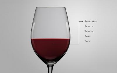 Mit nevezünk szakmailag jó bornak? Sav, tannin, alkohol, test fogalmak kifejtése