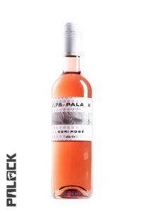 0,75 - Palack Rosé 2017 - Palack Borbár bor, tapas, Szent Gellért tér