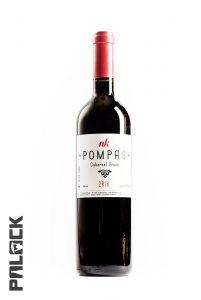 Pompás - Cabernet Franc 2016 - Palack Borbár, bor, tapas, Szent Gellért tér